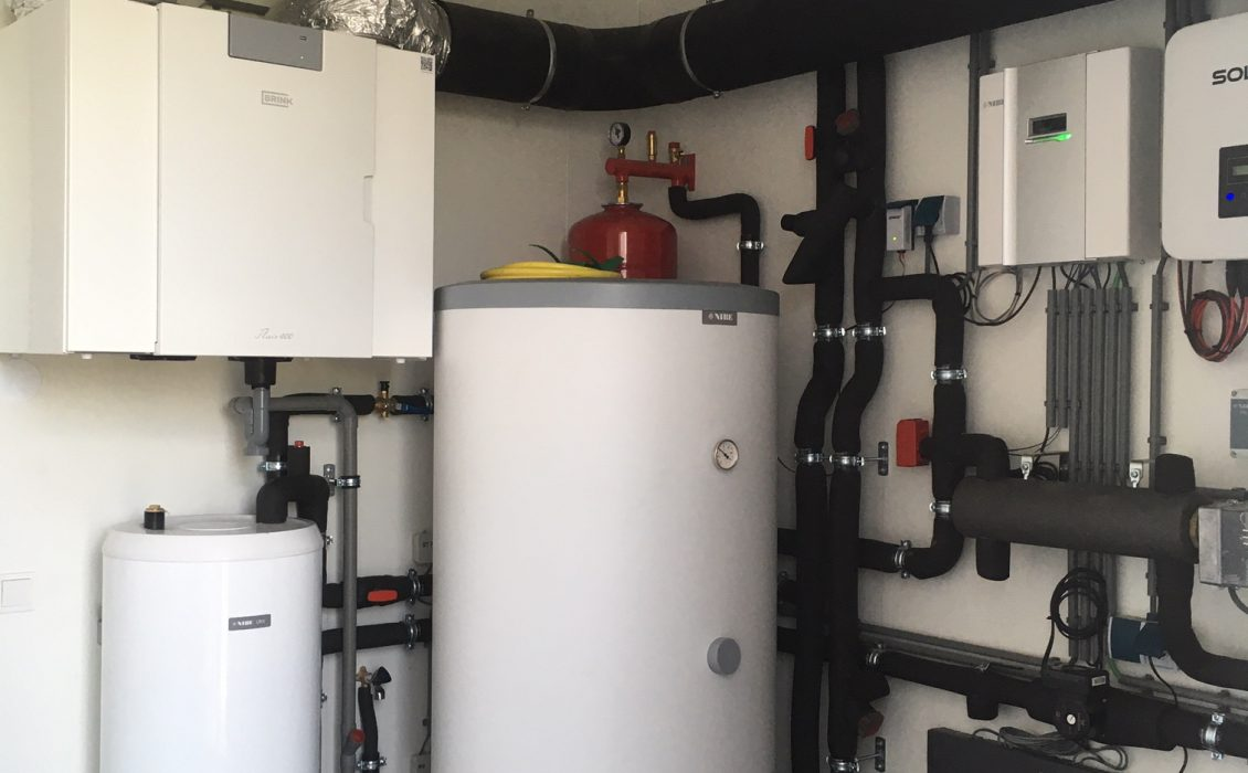 Bos Duurzame energie-advies warmtepomp